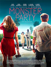 pelicula Fiesta de Monstruos (Monster Party) (2018)