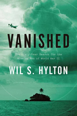 Vanished by Wil S. Hylton – A Mystery for the Ages (Book Cover)