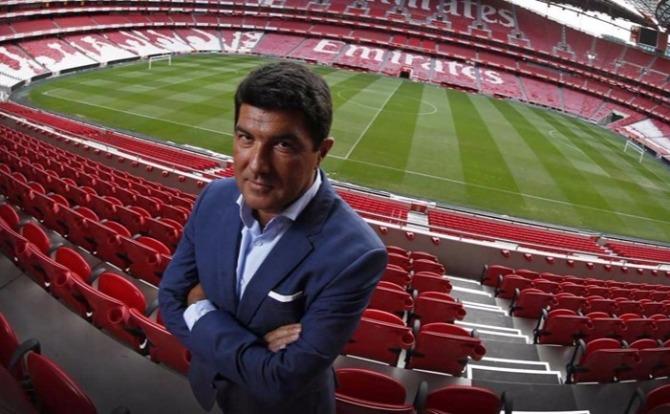 Benfica Luís Bernardo
