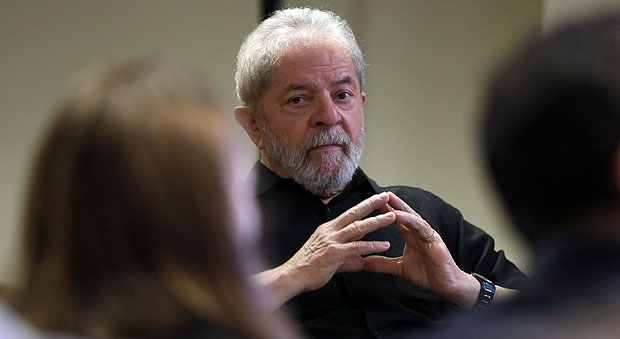 O ex-presidente Lula cresceu cinco pontos percentuais e se isolou ainda mais na disputa pela Presidência da República nas eleições de 2018.
