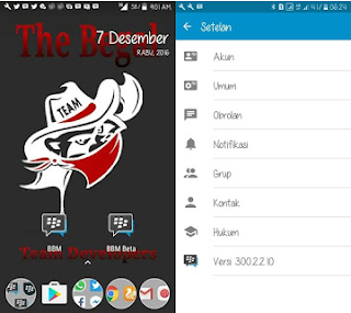 BBM BETA MOD CONNECTED V300.2.2.10 APK