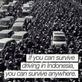 gambar dp bbm macet di indonesia parah