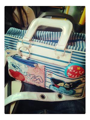 Pucca Kawaii Bag Cute Adorable