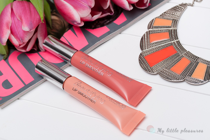 Catrice Beautifying Lip Smoother | Wygładzające balsamy do ust