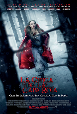 Red Riding Hood [Chica Capa Roja] DVDRip Latino Descargar