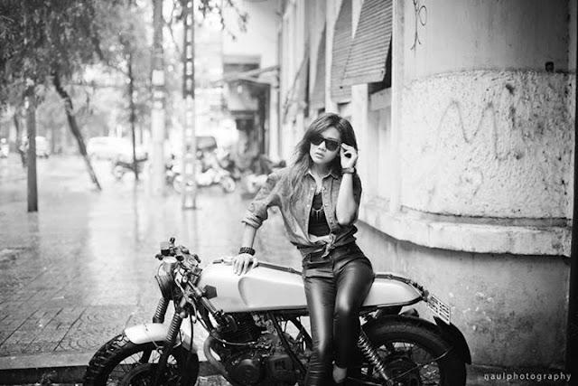 Cafe Racer Girl, Vietnam