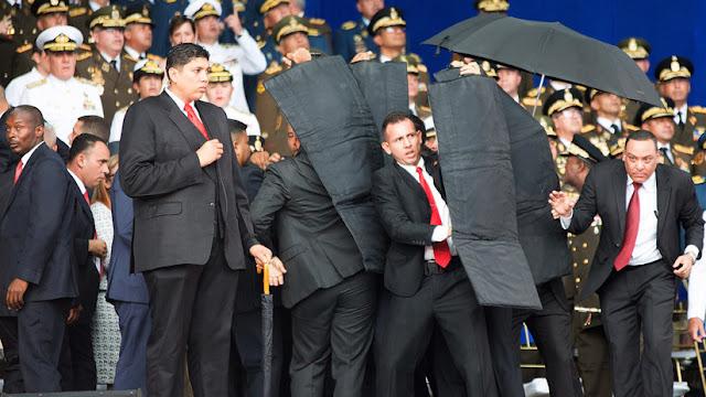 Maduro pide a la ONU designar a un delegado para investigar atentado en su contra