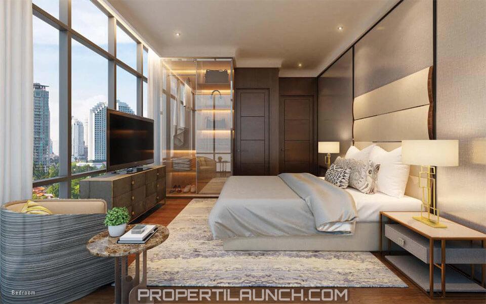 Apartemen Permata Hijau Suites 3 BR