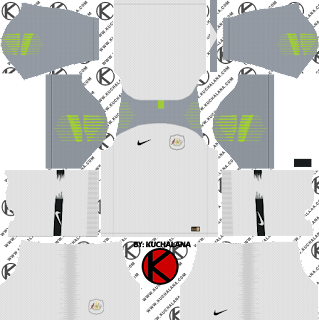 Australia 2018 World Cup Kit - Dream League Soccer Kits