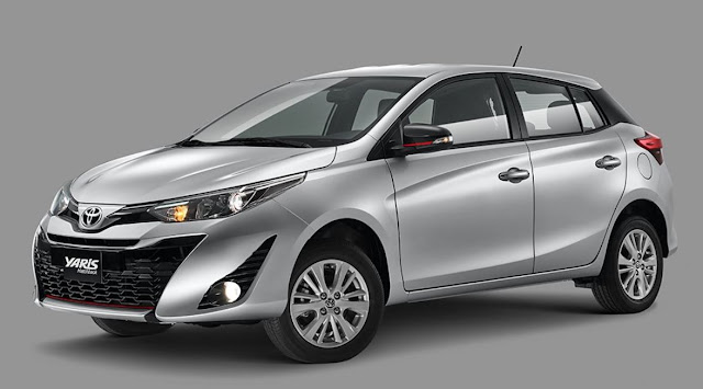 2018 Toyota Yaris Liftback Mexico