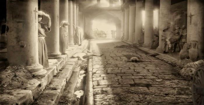 Γραφιστική αναπαράσταση της Αυτοκρατορικής Κωνσταντινούπολης όπως δεν την έχετε ξαναδεί