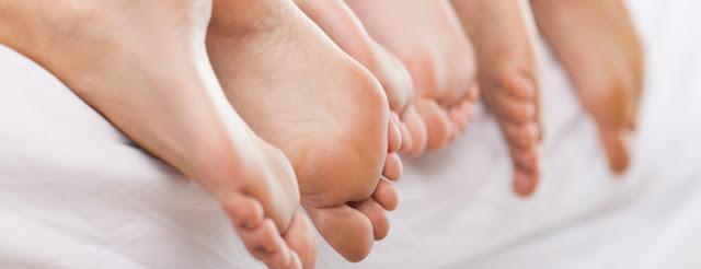 Mantener los pies sanos con diabetes - Como mantener los pies calentitos ...