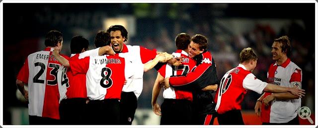 Feyenoord Uefa Cup 2002