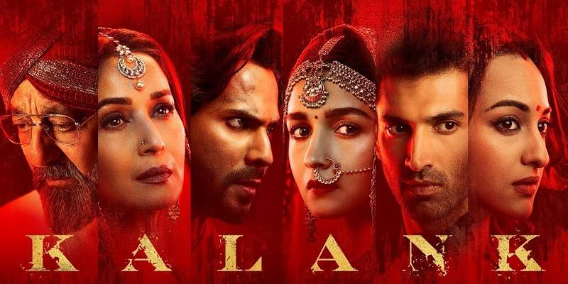 Kalank Movie Review Poster