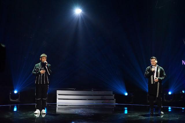 NH Nutri Grains欢喜第1等 - Eric林健辉和车志立合唱