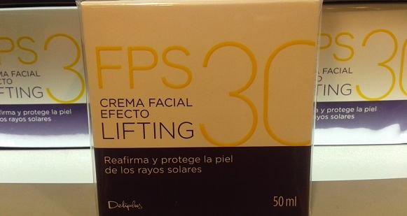 Crema Lifting FPS-30 Deliplus Mercadona