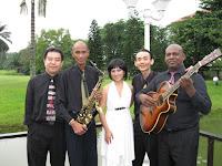 Jason Geh's 5 piece Jazz Band