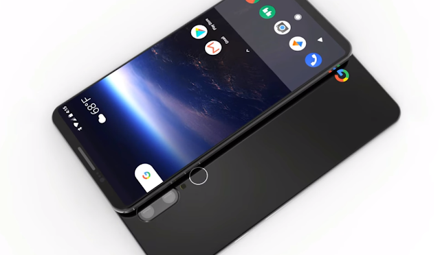 New Google Pixel 2 Concept Suggests Vertical Camera and it Looks Gorgeous
