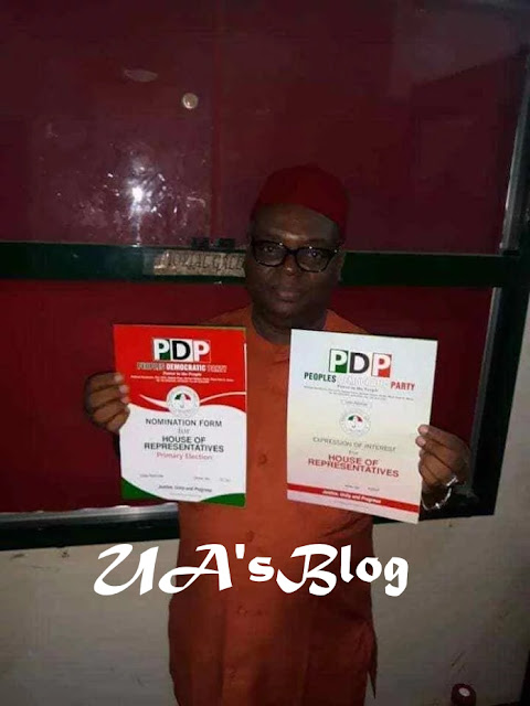 2019: Popular politician dies few days after picking nomination forms