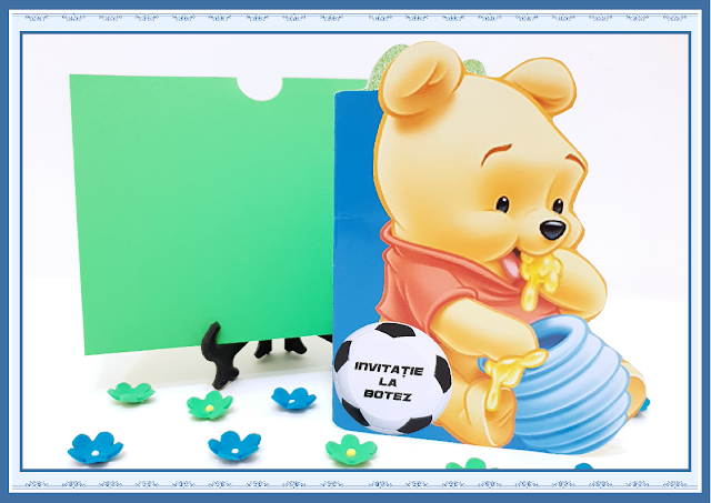 invitatii botez Winnie