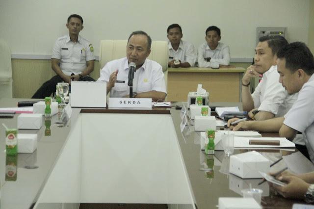Hari Ini BPK Mulai Audit Laporan Keuangan Pemkab Muba TA 2018