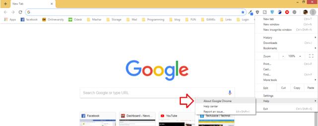 How to set Chrome a Material Design Chrome