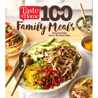 100 Family Meals by Taste of Home