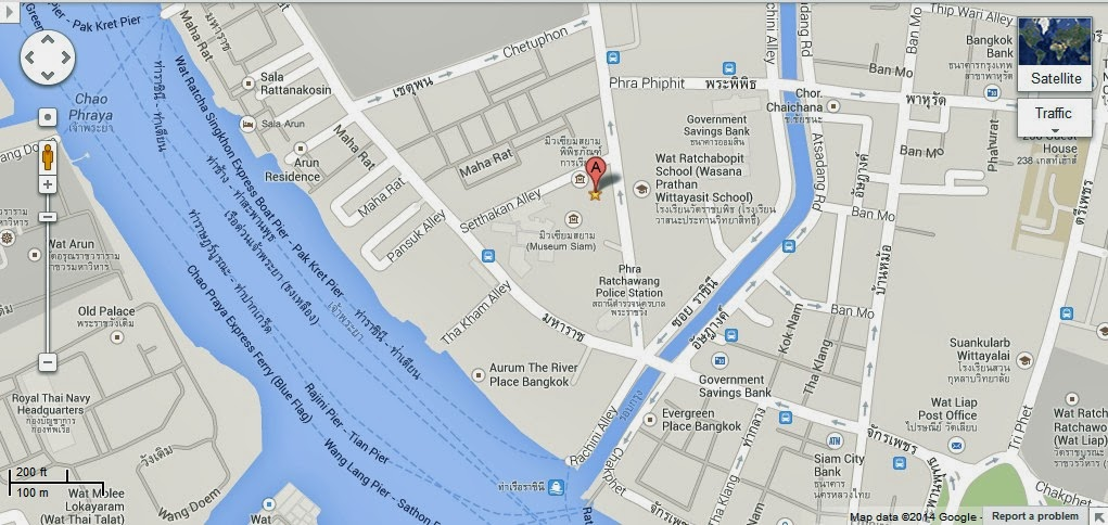 National Discovery Museum Institute - Museum of Siam Bangkok Location Map,Location Map of National Discovery Museum Institute - Museum of Siam Bangkok,Museum of Siam-National Discovery Museum Institute Bangkok accommodation destinations attractions hotels map reviews photos pictures