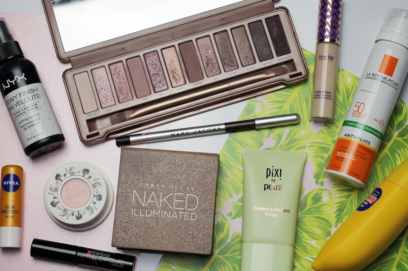 Liverpool beauty blog summer makeup routine