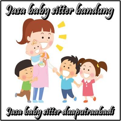 Jasa baby sitter yayasan dua putra abadi