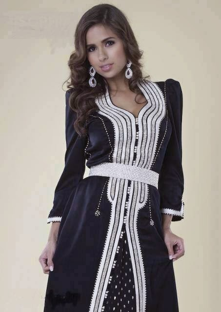 Caftan Pas Cher 2015 : Vente Caftan Marocain