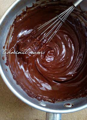 selai cokelat rumahan homemade gluten free