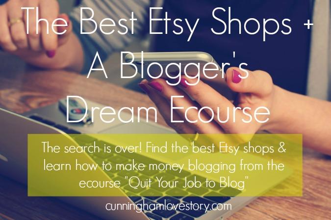 Best_Etsy_Shops_Make_Money_Blogging