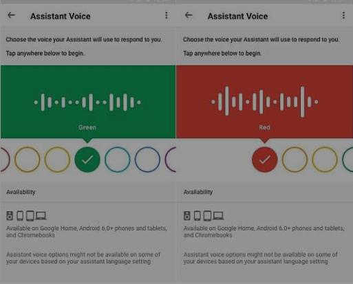 google assistence app