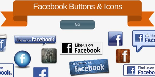 Add facebook icon to your website