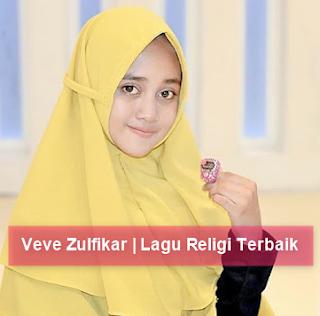 Kumpulan Lagu Veve Zulfikar Full Album Mp3 Terlengkap,Veve Zulfikar, Lagu Religi, Lagu Cover,