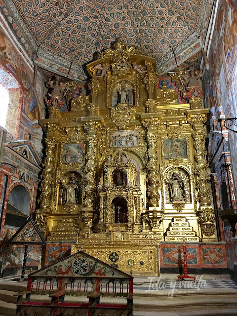 Monasterio Sancti Spiritus Toro iglesia