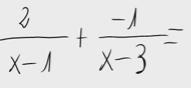 5.Suma de fracciones algebraicas 5