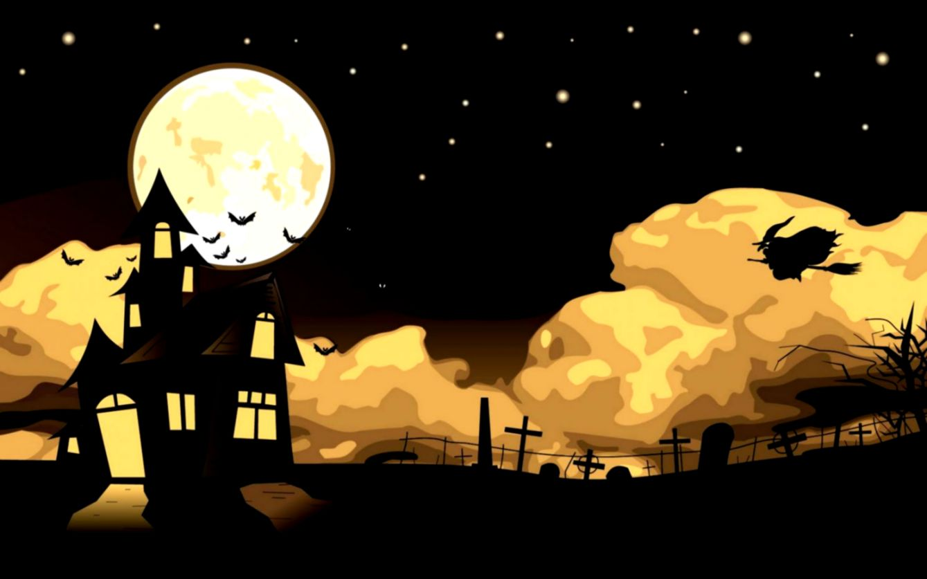 halloween screen wallpaper hd - photo #5