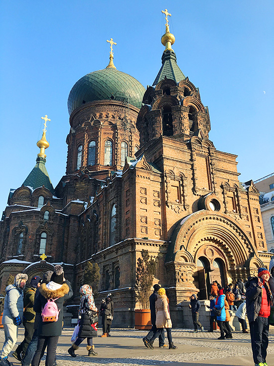 Sophia Church, Harbin, China