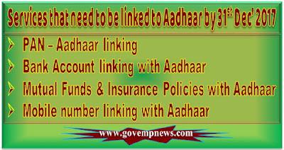 aadhaar-linking-various-services