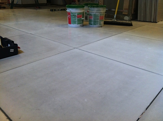 The Real Deal In Works Concrete Tile