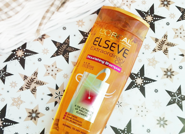 L'oreall Elseve Extraordinary Oil Nourishing Shampoo
