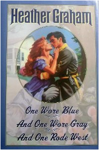one wore blue graham heather