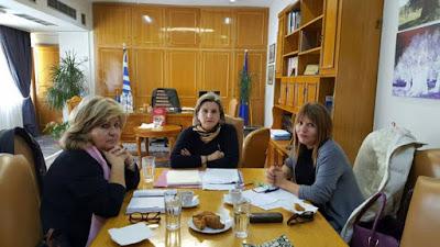 Σύσκεψη για μελέτες αποκατάστασης πολιτιστικών μνημείων στη Μεσσηνία