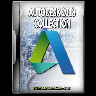 Menjual Software Autodesk 2018 Collection Lengkap Full Version