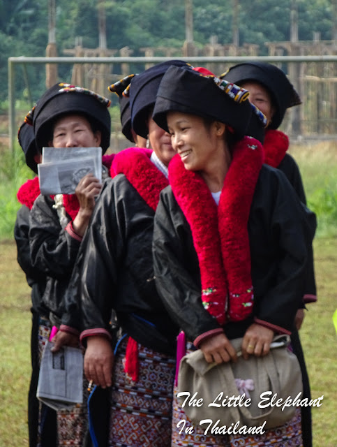 Yao hill-tribes in Nan - Thailand