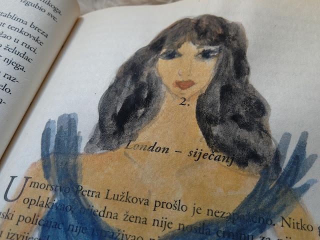 slikanje na stranici knjige