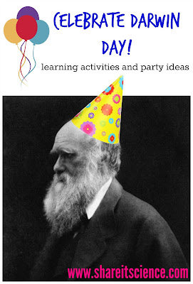 charles darwin birthday