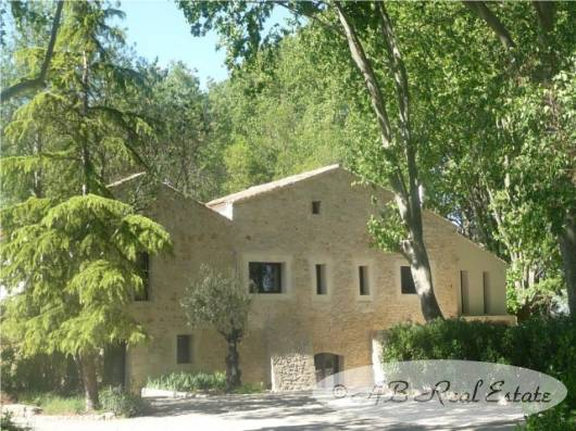 Exceptional Water Mill Tastefully Restored For Sale in Montpellier area, South of France